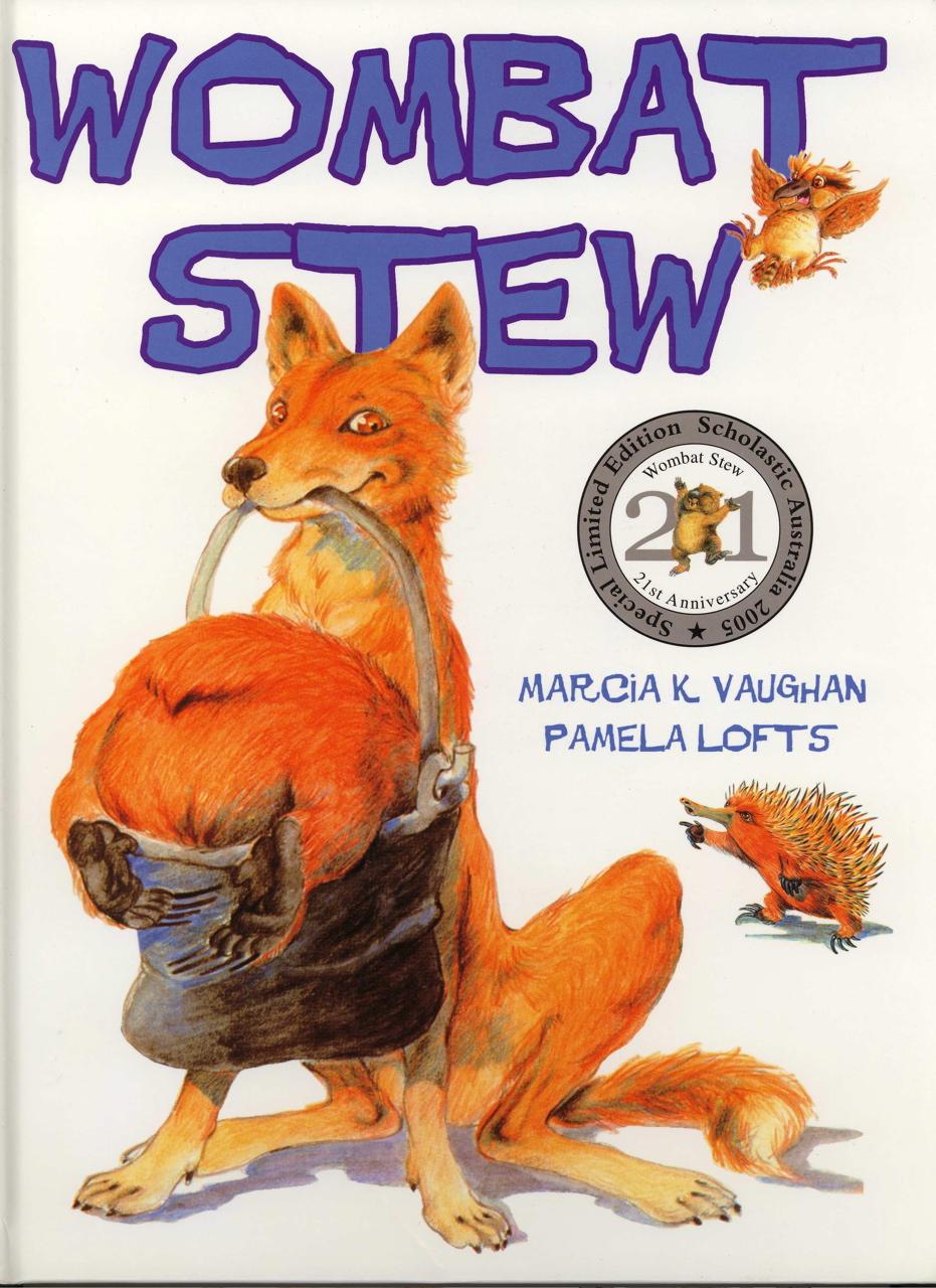 Puppet Show Wombat Stew Sound Safari