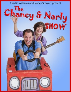 Chancy and Narly in Car (1)