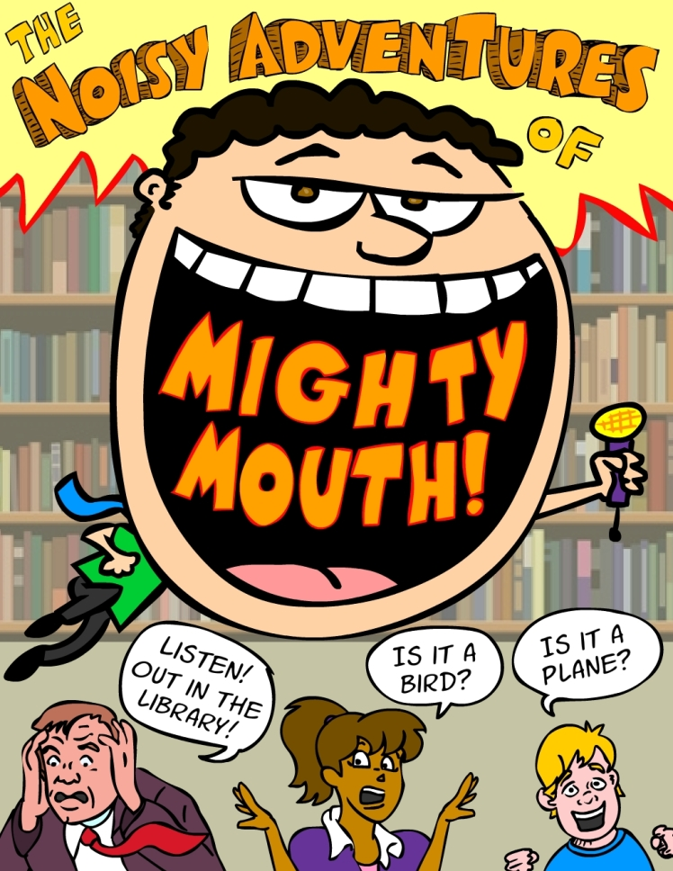 mighty mouth
