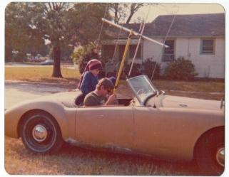 transmitter hunt april 1976